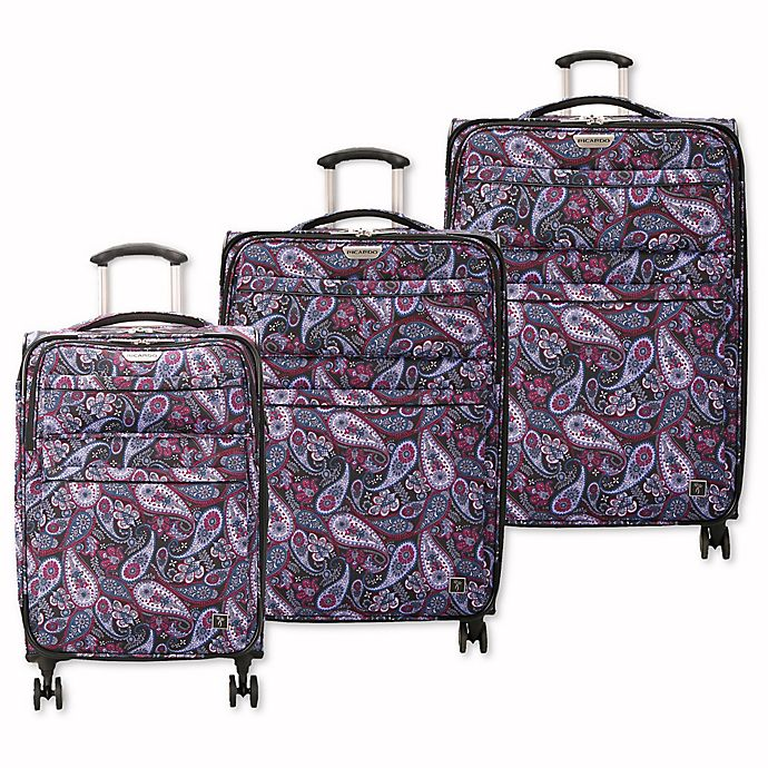 d01975765f9 Ricardo Beverly Hills® Mar Vista 2.0 Luggage Collection   Bed Bath ...