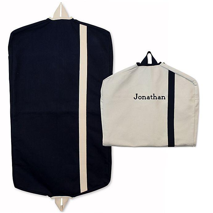 Alternate image 1 for CB Station 42.5-Inch Canvas Garment Bag