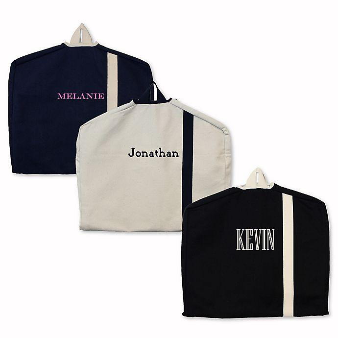 Alternate image 1 for CB Station Canvas Garment Bag