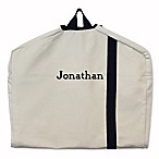 CB Station Canvas Garment Bag in Natural