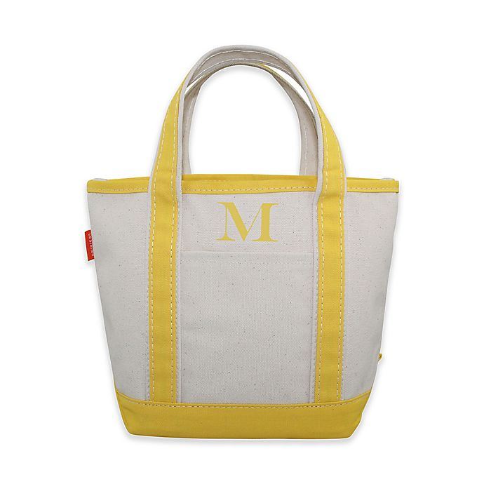 Alternate image 1 for CB Station Handy Open Top Tote in Yellow