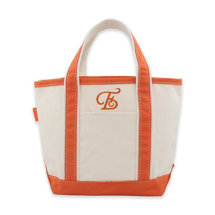 Alternate image 1 for CB Station Handy Open Top Tote in Orange