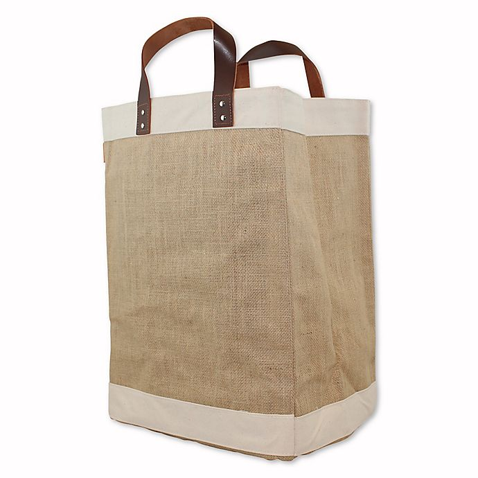 Alternate image 1 for CB Station Jute Market Bag in Natural