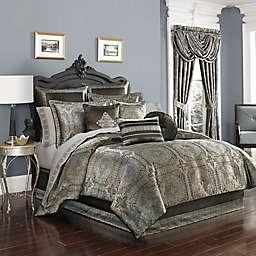 J by J. Queen New York Bridgeport Comforter Set in Spa
