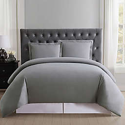 Truly Soft Everyday 2-Piece Twin XL Duvet Cover Set in Grey