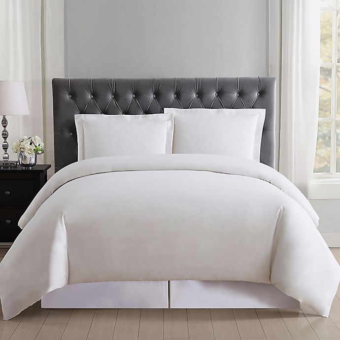 Alternate image 1 for Truly Soft Everyday 2-Piece Twin XL Duvet Cover Set in Ivory