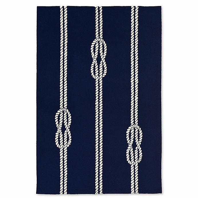 Alternate image 1 for Liora Manne Capri Ropes Indoor/Outdoor Rug