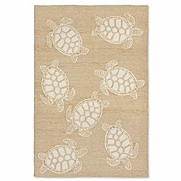 Liora Manne Capri Turtle Indoor/Outdoor Rug