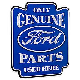 """Ford Genuine Parts"" Pub Sign Wall Art"