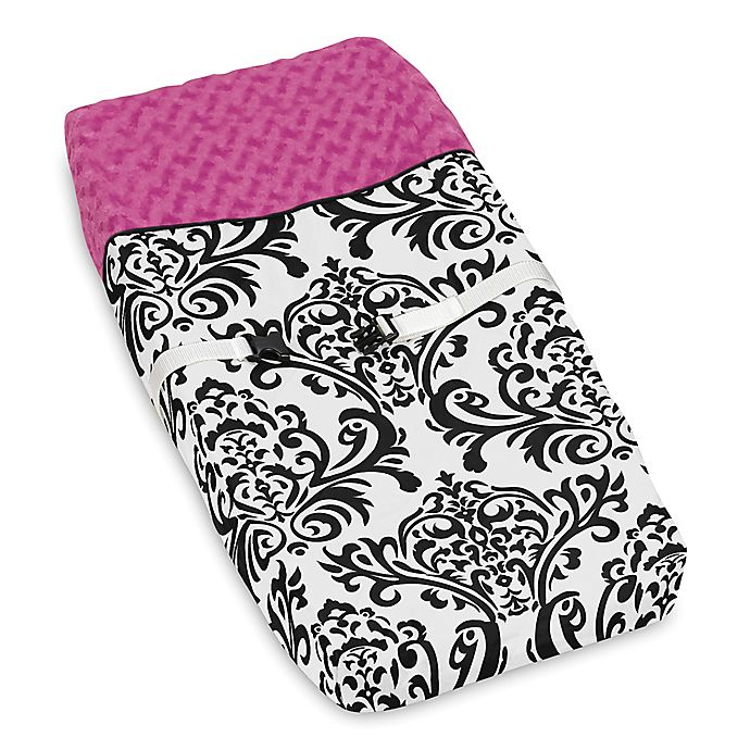 Alternate image 1 for Sweet Jojo Designs Isabella Changing Pad Cover