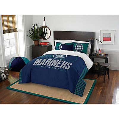 MLB Seattle Mariners Grand Slam Comforter Set