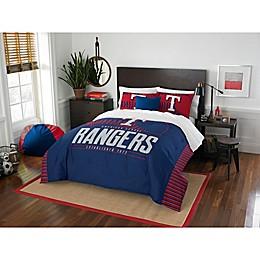 MLB Texas Rangers Grand Slam Comforter Set