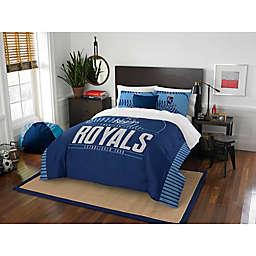 MLB Kansas City Royals Grand Slam Comforter Set