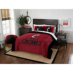 Collegiate Modern Take University of Cincinnati Comforter Set