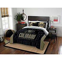 University of Colorado Modern Take Comforter Set
