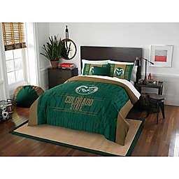 Collegiate Modern Take Colorado State University Comforter Set