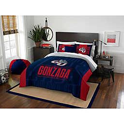 Collegiate Modern Take Gonzaga University Comforter Set