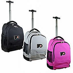 NHL Philadelphia Flyers 19-Inch Wheeled Backpack