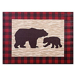 Trend Lab® Northwoods Bear Wall Art