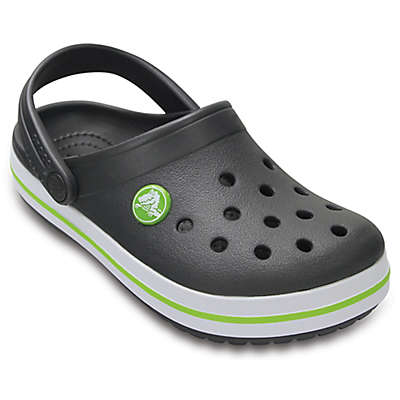 Crocs™ Crocband™ Kids' Clog in Grey