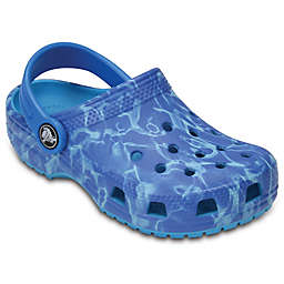 Crocs™ Water Graphic Kids' Clog in Blue