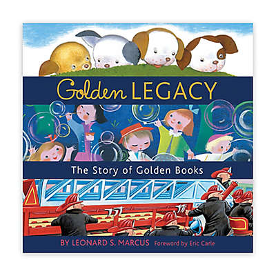 "Children's Book: ""Golden Legacy: The Story of Golden Books"" by Leonard S. Marcus"