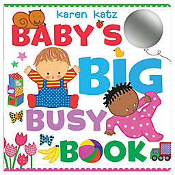 Children's Sensory Board Book: