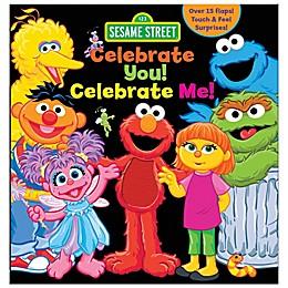 Children's Sensory Board Book: Sesame Street® \