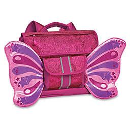 Bixbee Sparkalicious Butterflyer Backpack in Purple/Pink