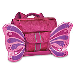 Bixbee Sparkalicious Butterflyer Backpack in Purple/Pink