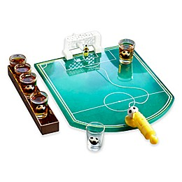 Game Night Soccer Shot Glass Drinking Game