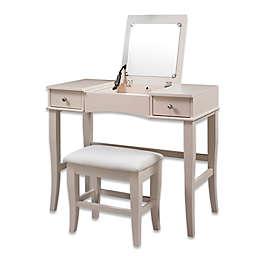 Bathroom Makeup Vanity Set Makeup Table Chair Bed Bath Beyond