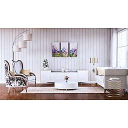 Cowhide Living Room