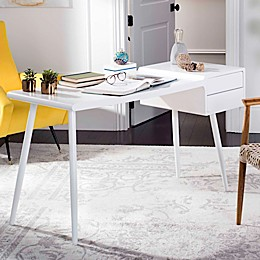 Safavieh Ferli Desk in White