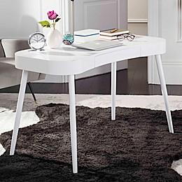 Safavieh Madan Desk in White