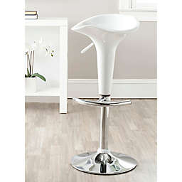 Safavieh Jataya Bar Stool in White