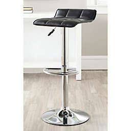 Safavieh Lamita Bar Stool in Black