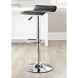 Safavieh Chaunda Bar Stool in Black
