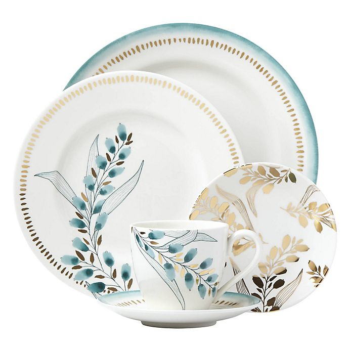Alternate image 1 for Lenox® Goldenrod™ 5-Piece Place Setting