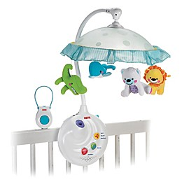Fisher-Price® Precious Planet™ 2-in-1 Projection Mobile