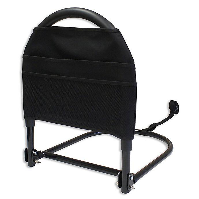Alternate image 1 for Advantage Traveler Folding Bed Rail in Black