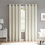 Marrakesh 84-Inch Grommet Top Window Curtain Panel in Ivory