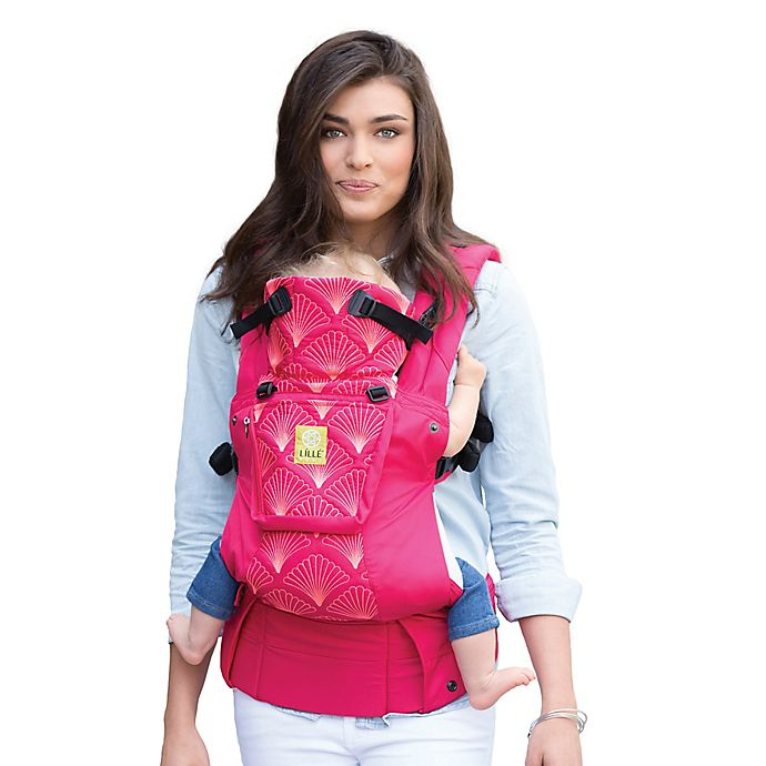 91961dad8d4 lillebaby® COMPLETE™ Embossed Baby Carrier in Coral