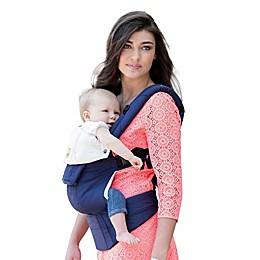 LÍLLÉbaby® COMPLETE™ Embossed Baby Carrier in Blue