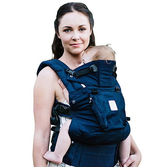 5bbd54b0000 lillebaby® Complete™ Organic Cotton Original Baby Carrier in Blue ...