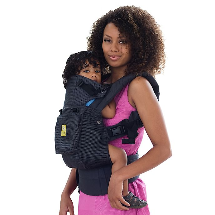 Alternate image 1 for lillebaby® COMPLETE™ Airflow Baby Carrier