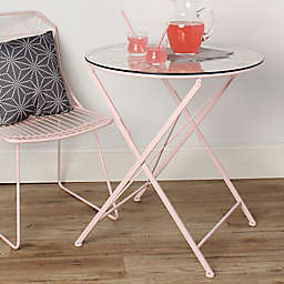 Kate and Laurel Thrapston Bistro Dining Table