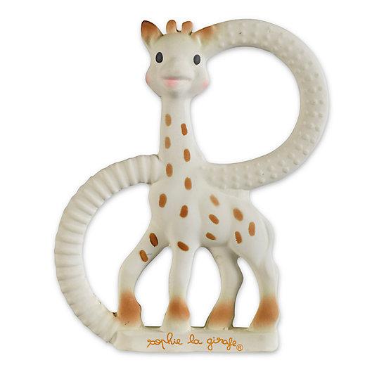 Alternate image 1 for Sophie la girafe® So' Pure Teether