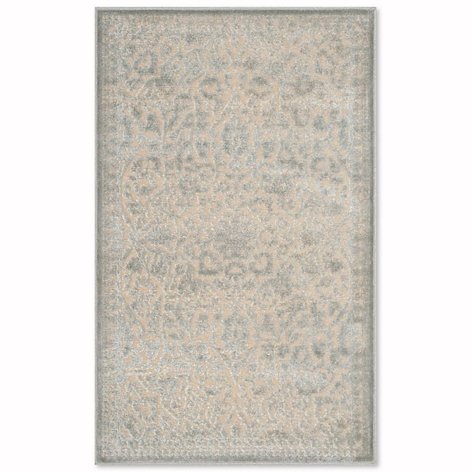 Alternate image 1 for Safavieh Paradise Modern 2-Foot 7-Inch x 4-Foot Accent Rug in Creme