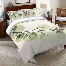 Laural Home® Eucalyptus X-Ray Comforter